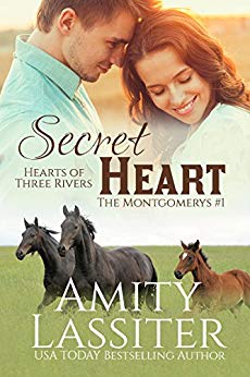 Book Review: Secret Heart by Amity Lassiter