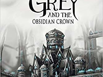 Book Review: Nathaniel Grey and the Obsidian Crown by Farrell Keeling